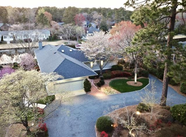 155 SW Lake Forest Drive, Pinehurst, NC 28374 (MLS #193100) :: Pinnock Real Estate & Relocation Services, Inc.