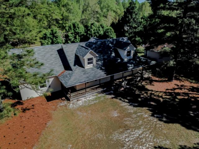 1388 Rays Bridge Road, Whispering Pines, NC 28327 (MLS #193750) :: Pinnock Real Estate & Relocation Services, Inc.