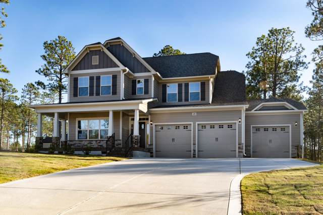 633 Planters Row, Whispering Pines, NC 28327 (MLS #194259) :: Pinnock Real Estate & Relocation Services, Inc.