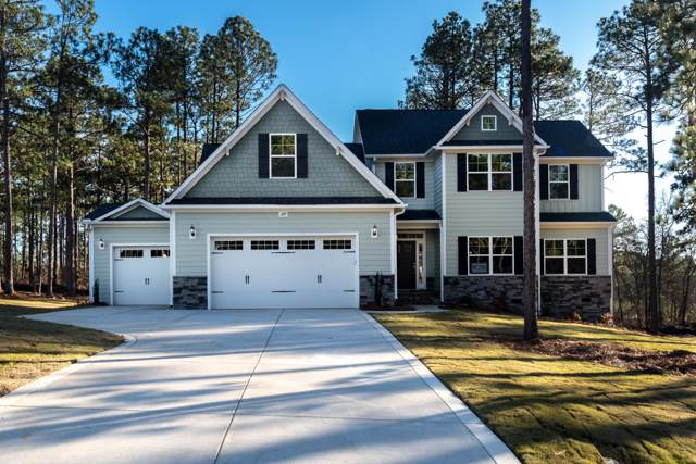 639 Planters Row, Whispering Pines, NC 28327 (MLS #194260) :: Pinnock Real Estate & Relocation Services, Inc.