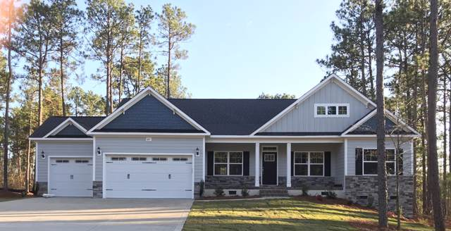 645 Planters Row, Whispering Pines, NC 28327 (MLS #194262) :: Pinnock Real Estate & Relocation Services, Inc.