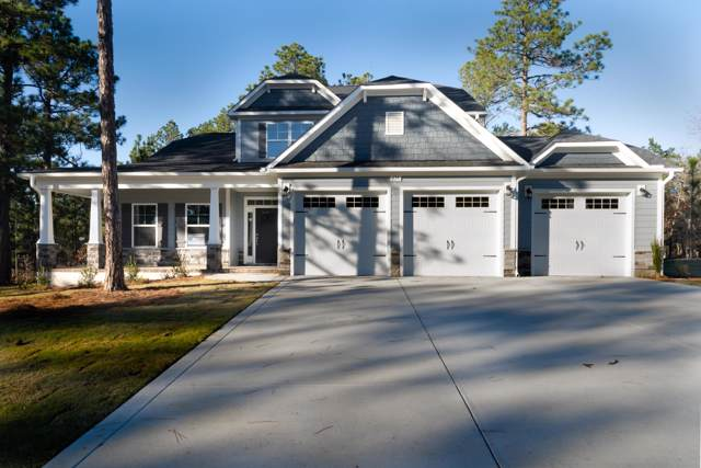 634 Planters Row, Whispering Pines, NC 28327 (MLS #194263) :: Pinnock Real Estate & Relocation Services, Inc.