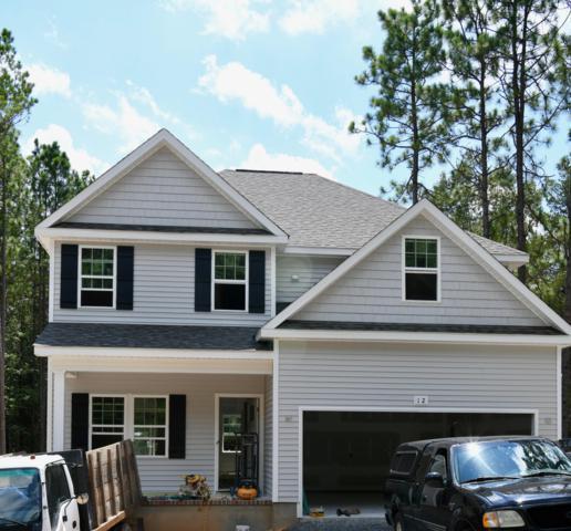 12 Starlit Lane, Pinehurst, NC 28374 (MLS #195044) :: Pinnock Real Estate & Relocation Services, Inc.