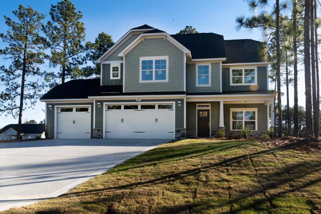 625 Planters Row, Whispering Pines, NC 28327 (MLS #195439) :: Pinnock Real Estate & Relocation Services, Inc.
