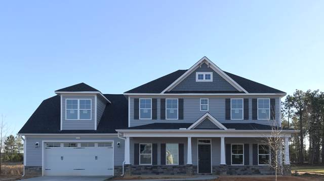 613 Planters Row, Whispering Pines, NC 28327 (MLS #196061) :: Pinnock Real Estate & Relocation Services, Inc.