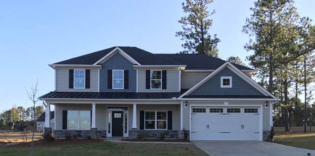 619 Planters Row, Whispering Pines, NC 28327 (MLS #196256) :: Pinnock Real Estate & Relocation Services, Inc.