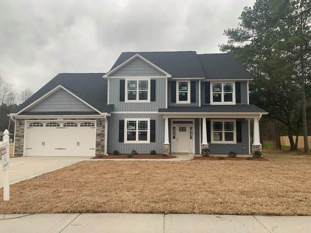 407 Palisades Drive, Aberdeen, NC 28315 (MLS #197046) :: Pinnock Real Estate & Relocation Services, Inc.