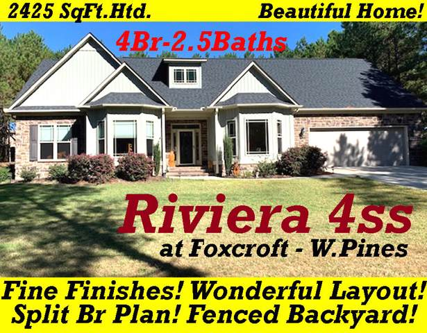 220 Foxcroft Road, Carthage, NC 28327 (MLS #197124) :: Pinnock Real Estate & Relocation Services, Inc.
