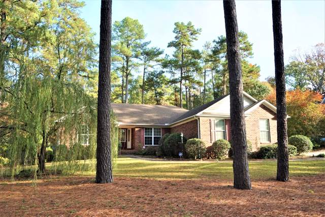 265 W Hedgelawn Way, Southern Pines, NC 28387 (MLS #197203) :: Pinnock Real Estate & Relocation Services, Inc.
