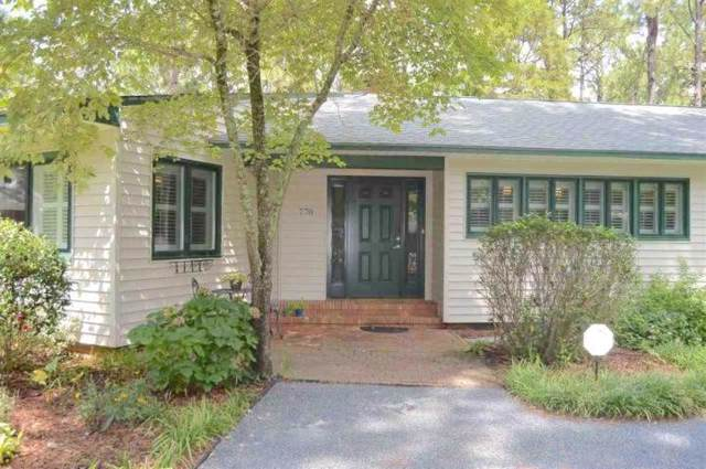 770 S Ridge Street, Southern Pines, NC 28387 (MLS #197399) :: Pinnock Real Estate & Relocation Services, Inc.