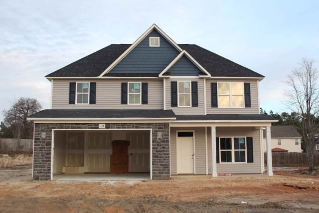 1178 Yellowwood Drive, Aberdeen, NC 28315 (MLS #197618) :: Pinnock Real Estate & Relocation Services, Inc.