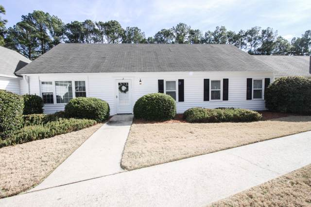 2 Village Green Circle, Southern Pines, NC 28387 (MLS #197996) :: Pinnock Real Estate & Relocation Services, Inc.