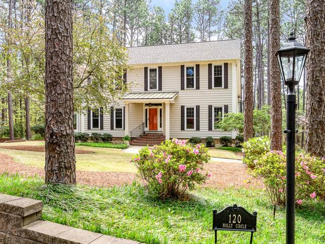 120 Holly Circle, Southern Pines, NC 28387 (MLS #198233) :: Pinnock Real Estate & Relocation Services, Inc.