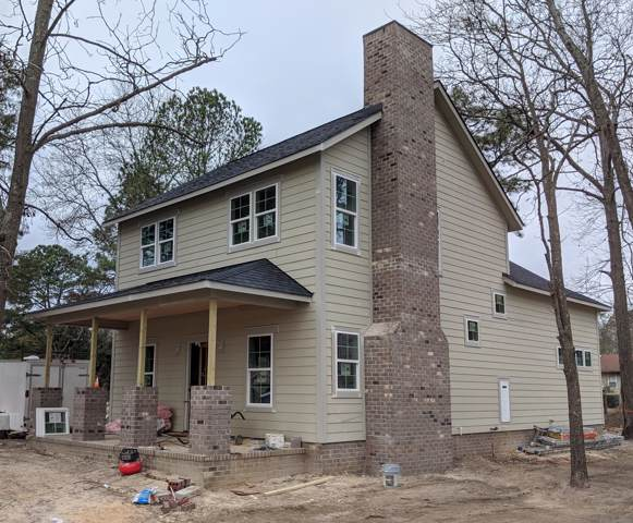 380 Sheldon Road, Southern Pines, NC 28387 (MLS #198332) :: Pinnock Real Estate & Relocation Services, Inc.