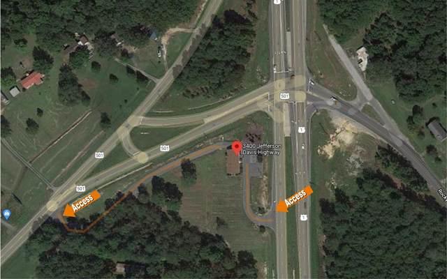 3400 Jefferson Davis Hwy, Sanford, NC 27332 (MLS #198609) :: Towering Pines Real Estate