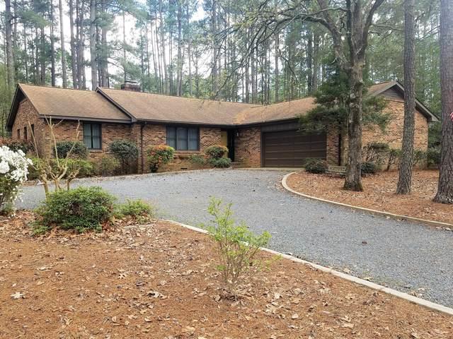 87 Pine Ridge Drive, Whispering Pines, NC 28327 (MLS #198630) :: Pinnock Real Estate & Relocation Services, Inc.