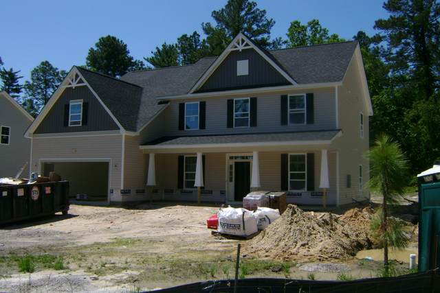 115 Marquita Court, Southern Pines, NC 28387 (MLS #198651) :: Pinnock Real Estate & Relocation Services, Inc.