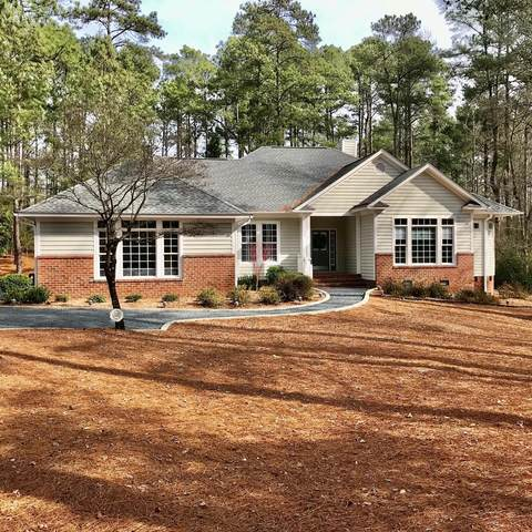 50 Glasgow Drive, Pinehurst, NC 28374 (MLS #198685) :: Pinnock Real Estate & Relocation Services, Inc.