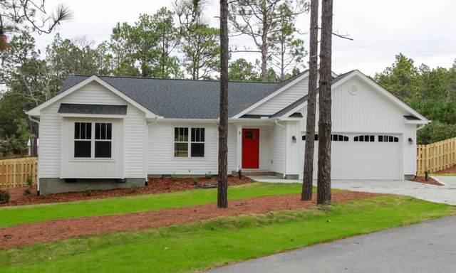 5 Pine Ridge Road, Pinehurst, NC 28374 (MLS #198784) :: Pinnock Real Estate & Relocation Services, Inc.