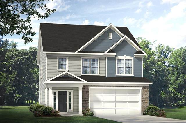 711 Foggy Crossings Court, Aberdeen, NC 28315 (MLS #198817) :: Pinnock Real Estate & Relocation Services, Inc.