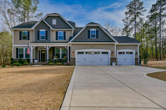 164 Hawthorne Trail, West End, NC 27376 (MLS #199168) :: Pinnock Real Estate & Relocation Services, Inc.