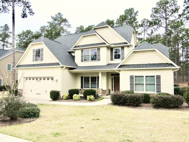 150 Wiregrass Lane, Southern Pines, NC 28387 (MLS #199229) :: Pinnock Real Estate & Relocation Services, Inc.