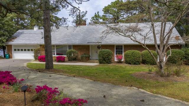 56 Pine Ridge Drive, Whispering Pines, NC 28327 (MLS #199315) :: Pinnock Real Estate & Relocation Services, Inc.