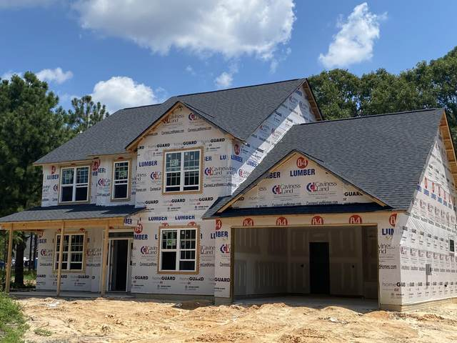 707 Winds Way, Aberdeen, NC 28315 (MLS #199419) :: Pinnock Real Estate & Relocation Services, Inc.