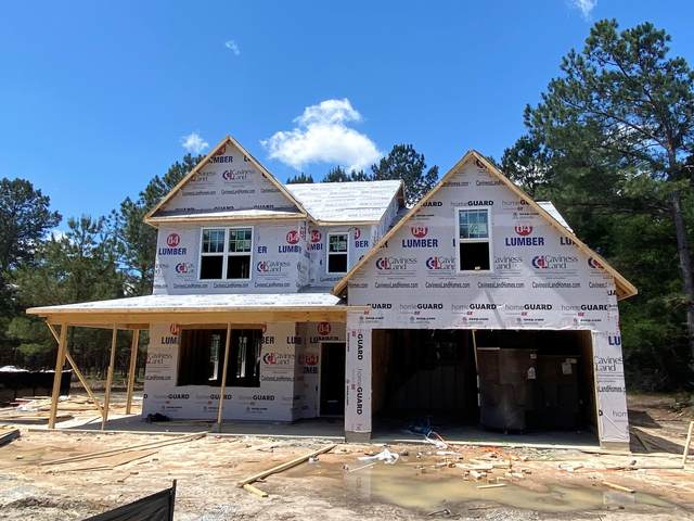 712 Winds Way, Aberdeen, NC 28315 (MLS #199420) :: Pinnock Real Estate & Relocation Services, Inc.