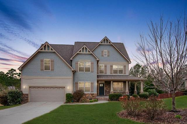 16 Victoria Drive, Whispering Pines, NC 28327 (MLS #199566) :: Pinnock Real Estate & Relocation Services, Inc.