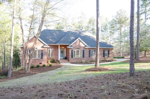 1115 Richmond Road, Jackson Springs, NC 27281 (MLS #199976) :: Pinnock Real Estate & Relocation Services, Inc.