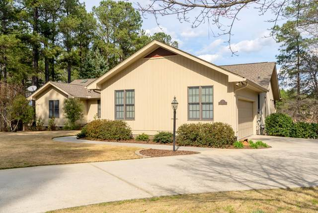 1 Highland Drive, Whispering Pines, NC 28327 (MLS #200177) :: Pinnock Real Estate & Relocation Services, Inc.