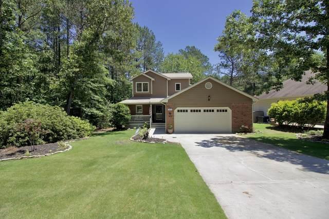 587 Riverbirch Drive, Vass, NC 28394 (MLS #200528) :: Pinnock Real Estate & Relocation Services, Inc.