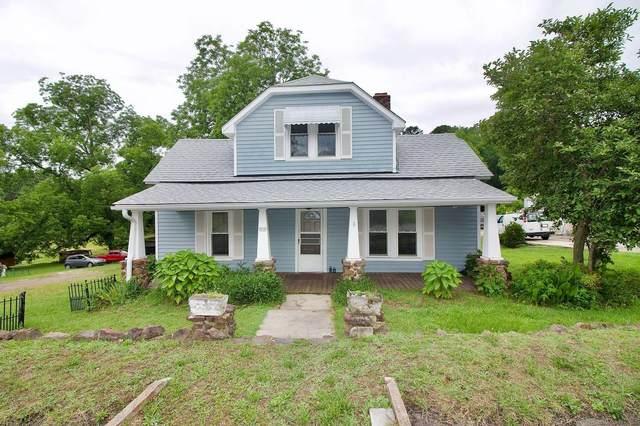 306 Pinehurst Avenue, Carthage, NC 28327 (MLS #200839) :: Pinnock Real Estate & Relocation Services, Inc.