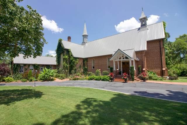 35 Mclean Road, Pinehurst, NC 28374 (MLS #200971) :: Pinnock Real Estate & Relocation Services, Inc.