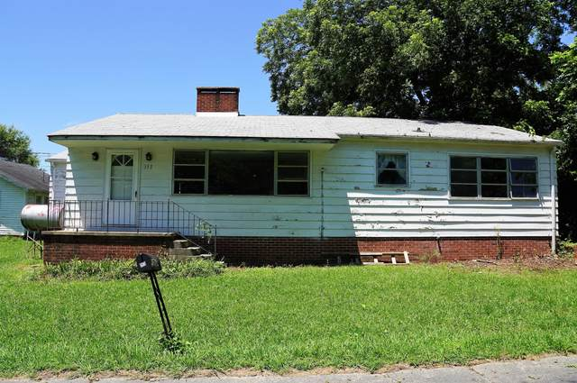 153 1st Street, Star, NC 27356 (MLS #201268) :: Pinnock Real Estate & Relocation Services, Inc.