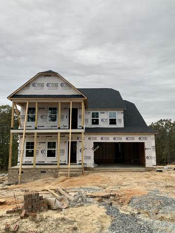 854 Winston Pines Drive, Aberdeen, NC 28315 (MLS #201337) :: Pinnock Real Estate & Relocation Services, Inc.