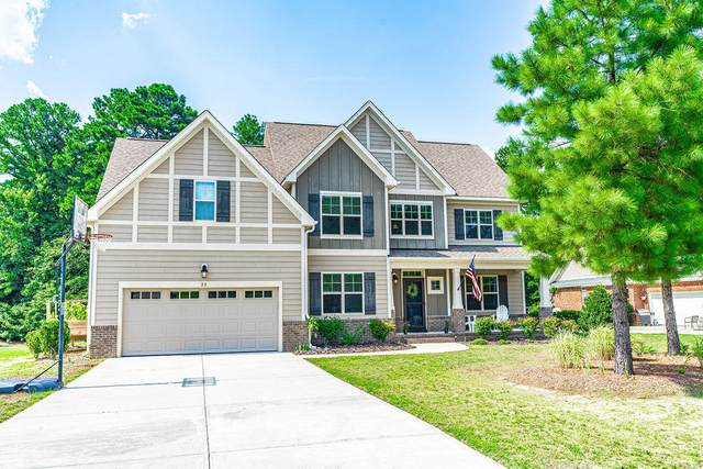 20 Spearhead Drive, Whispering Pines, NC 28327 (MLS #201354) :: Pinnock Real Estate & Relocation Services, Inc.
