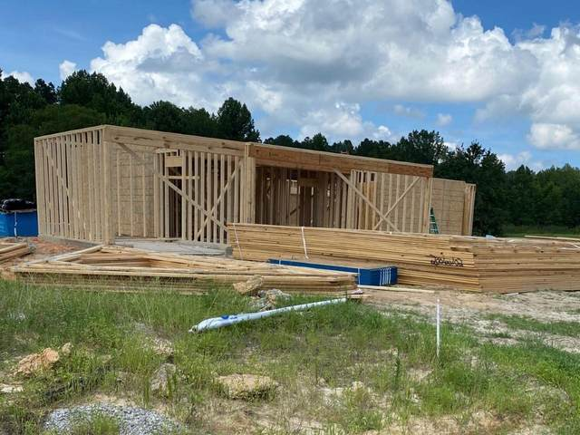 836 Warwick Lane, Carthage, NC 28327 (MLS #201514) :: Pinnock Real Estate & Relocation Services, Inc.