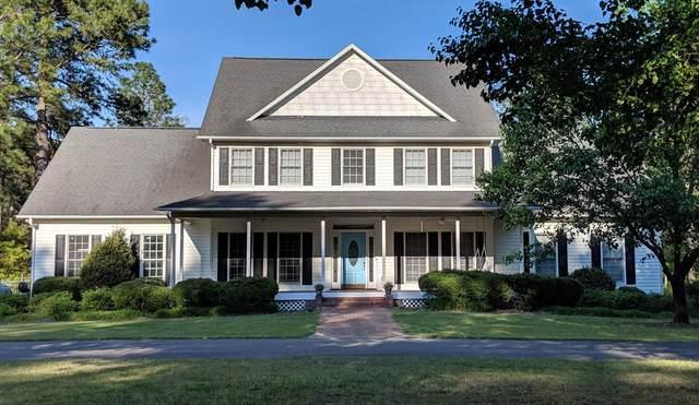 20 Sabbatia Drive, Whispering Pines, NC 28327 (MLS #201534) :: Pinnock Real Estate & Relocation Services, Inc.