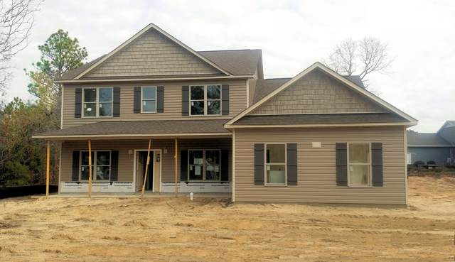 585 Bibey Road, Carthage, NC 28327 (MLS #201550) :: On Point Realty