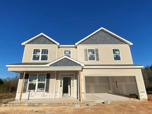 216 Forester Drive, Vass, NC 28394 (MLS #201589) :: On Point Realty