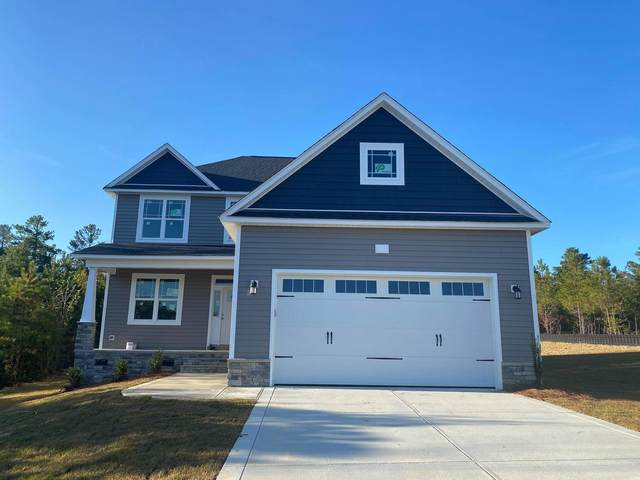 171 Enfield Drive, Carthage, NC 28327 (MLS #201617) :: Pinnock Real Estate & Relocation Services, Inc.