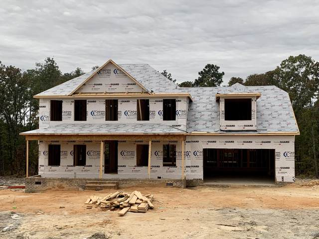 858 Winston Pines Drive, Aberdeen, NC 28315 (MLS #201933) :: Pinnock Real Estate & Relocation Services, Inc.