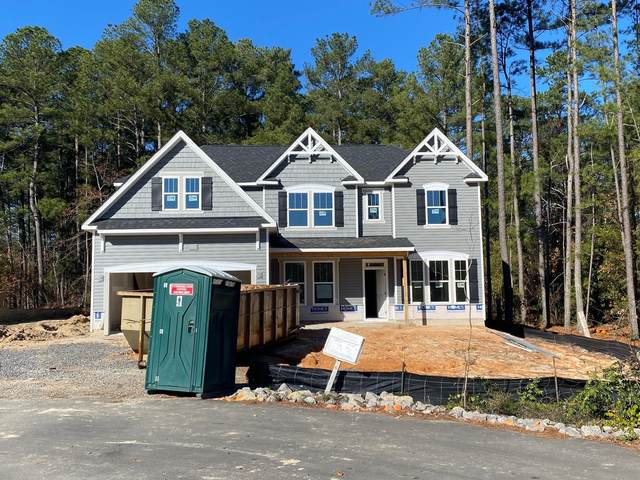 130 Marquita Court, Southern Pines, NC 28387 (MLS #202098) :: Pinnock Real Estate & Relocation Services, Inc.