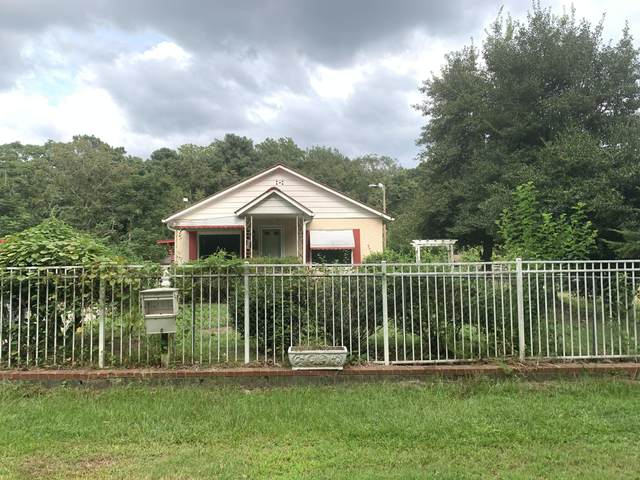 209 Simpson Road, Carthage, NC 28327 (MLS #202206) :: Pinnock Real Estate & Relocation Services, Inc.