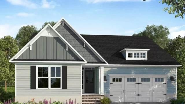 325 Pine Laurel Drive, Carthage, NC 28327 (MLS #202209) :: Pinnock Real Estate & Relocation Services, Inc.