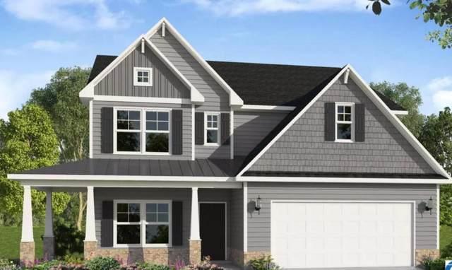 605 Ingleside Lane, Carthage, NC 28327 (MLS #202213) :: Pinnock Real Estate & Relocation Services, Inc.