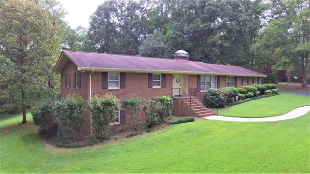 1805 Lord Ashley Drive, Sanford, NC 27330 (MLS #202219) :: Pinnock Real Estate & Relocation Services, Inc.