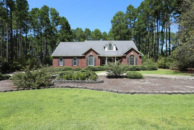 604 Sun Road, Aberdeen, NC 28315 (MLS #202229) :: Pinnock Real Estate & Relocation Services, Inc.